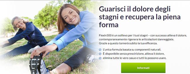 Flexin500 Homepage