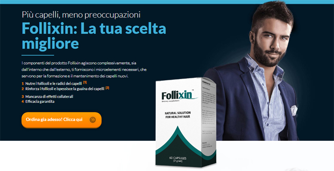 Follixin Homepage