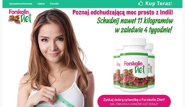 Forskolin Diet Homepage