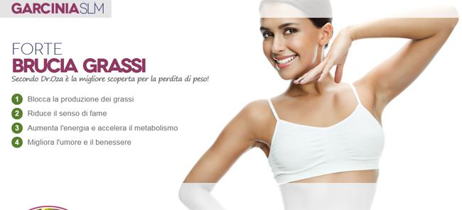 Garcinia SLM Homepage