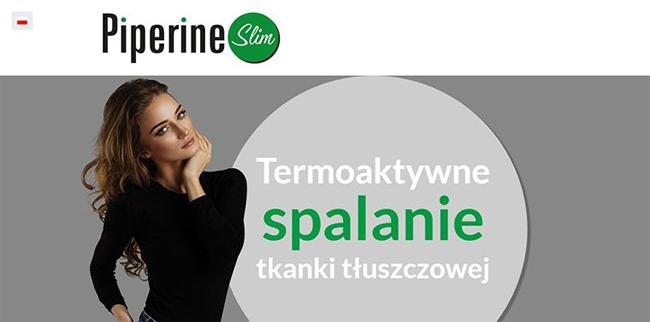 Piperine Slim Homepage