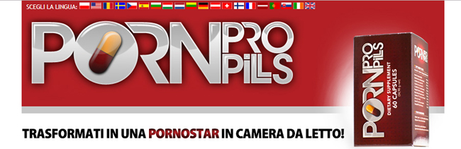 Porn Pro Pills Homepage