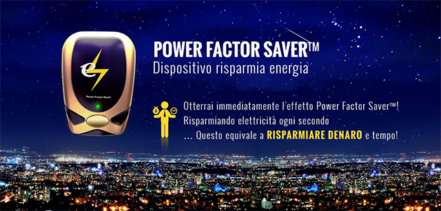 Power Factor Saver