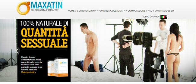 Maxatin Homepage